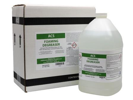 FOAMING DEGREASER 2